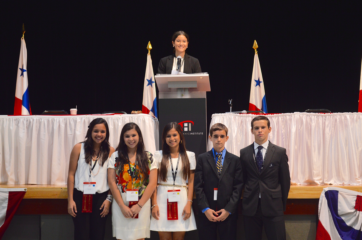LDZ Las Americas 2015 Officers