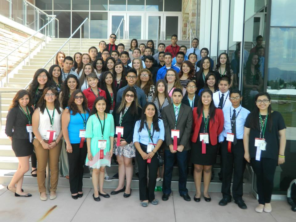 Colorado LDZ students