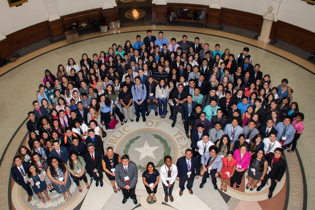 2016 Texas LDZ Students