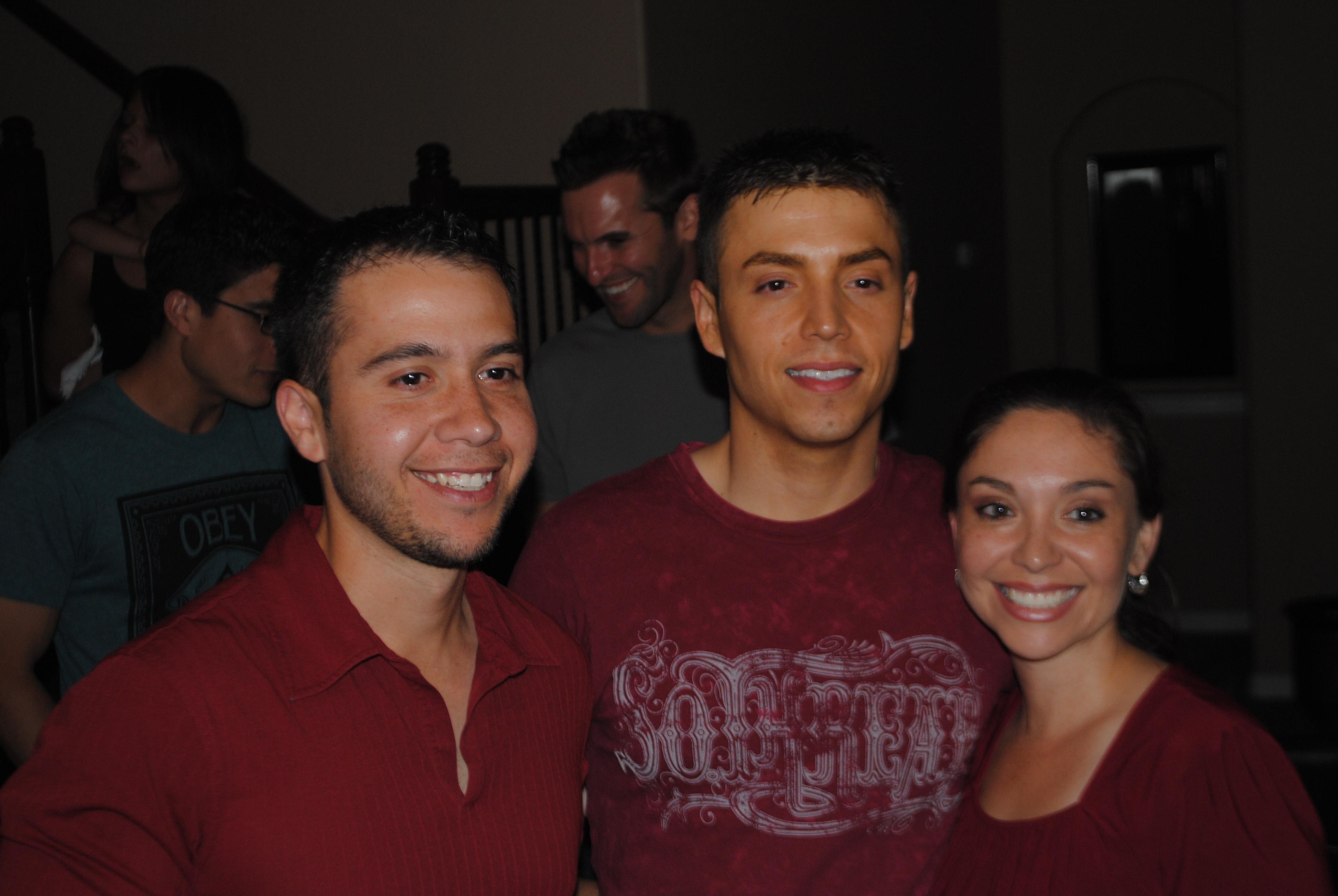 Aguirre Siblings