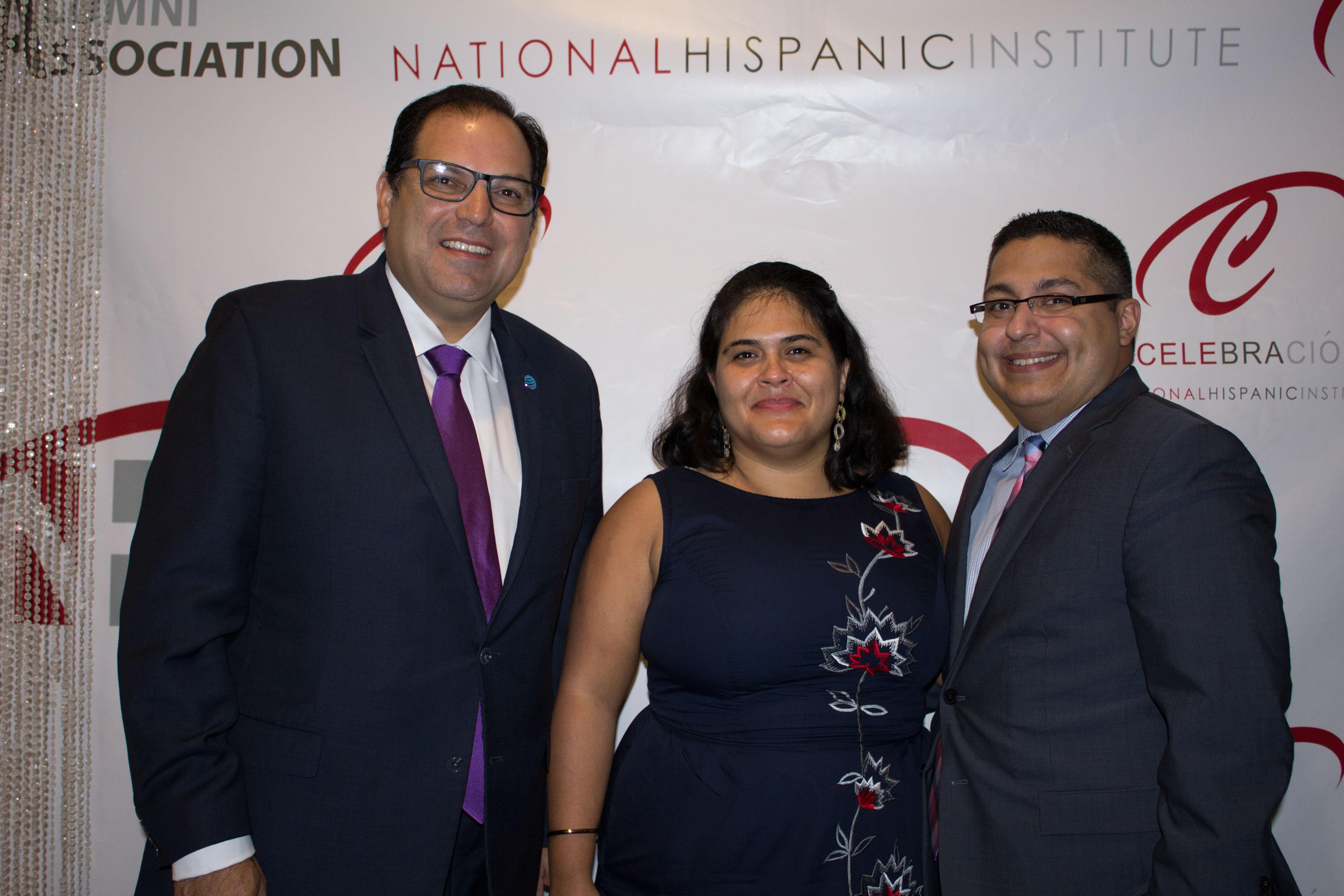 J.D. Salinas III, Adriana Ramirez, Alex del Barrio