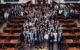 2017 Texas LDZ students at Texas House Chambers