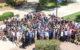2018 Texas LDZ students on St. Mary's campus