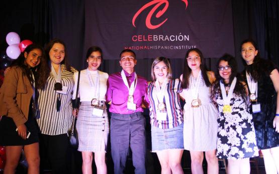 La Revolucion, first place Great Debate cohort team at the 2018 Celebracion event.