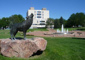 The CSU-Pueblo campus