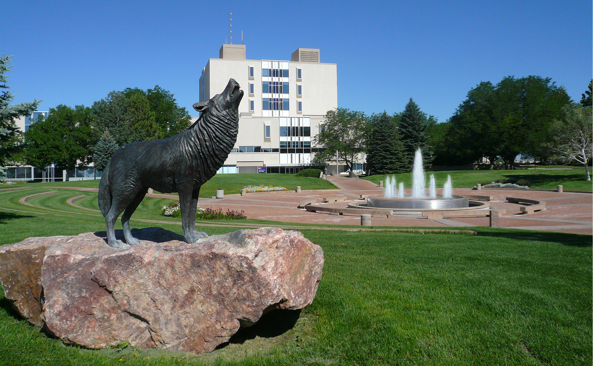 The CSU-Pueblo campus