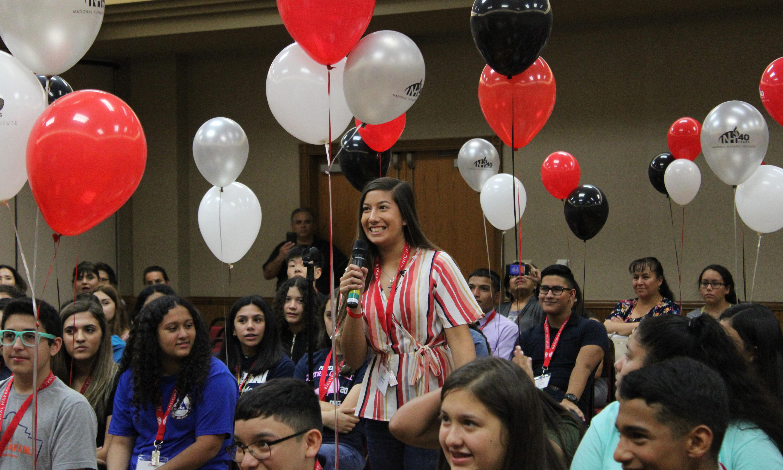 National Hispanic Institute 2019 Texas Star Great Debate at Schreiner University