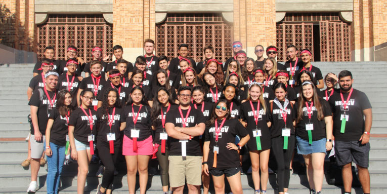 Texas Ambassador Great Debate National Hispanic Institute RGV Team
