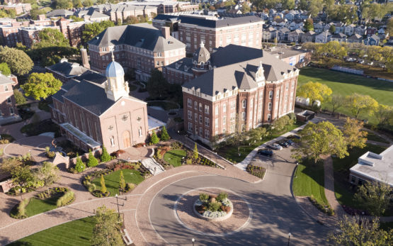 university of dayton aerial view national cws nhi