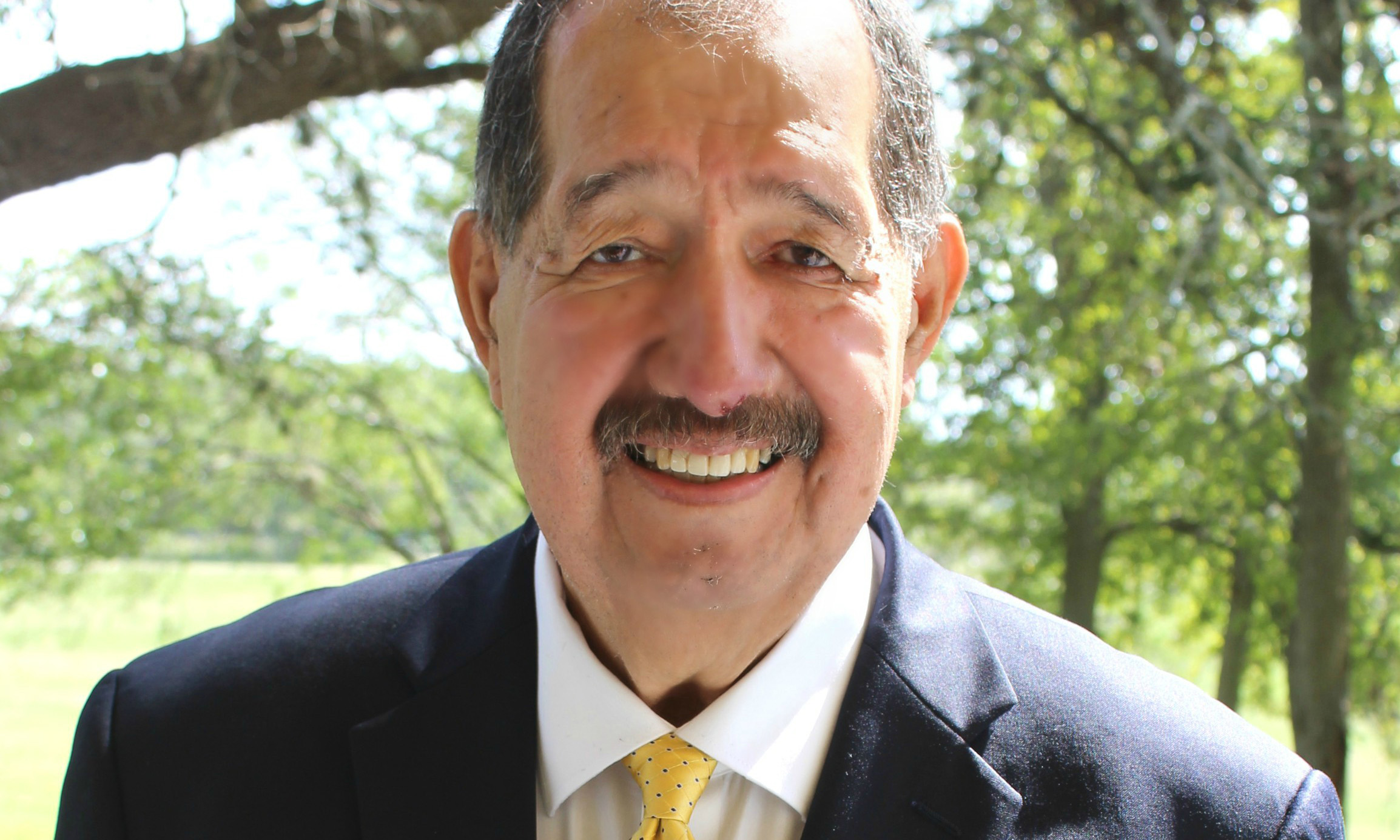 NHI founder and president Ernesto Nieto