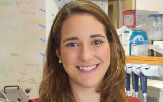 Amanda Acosta-Ruiz, Weill Cornell grad student