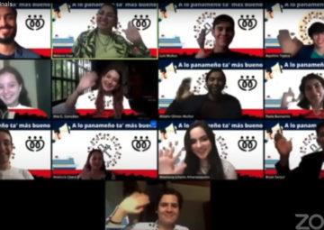 Panama students at Texas GDx2