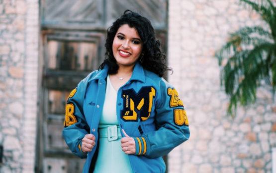 NHI alumna Alexis Alvarado