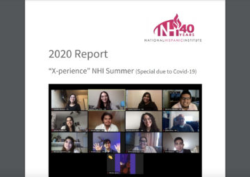 2020 X-periences report
