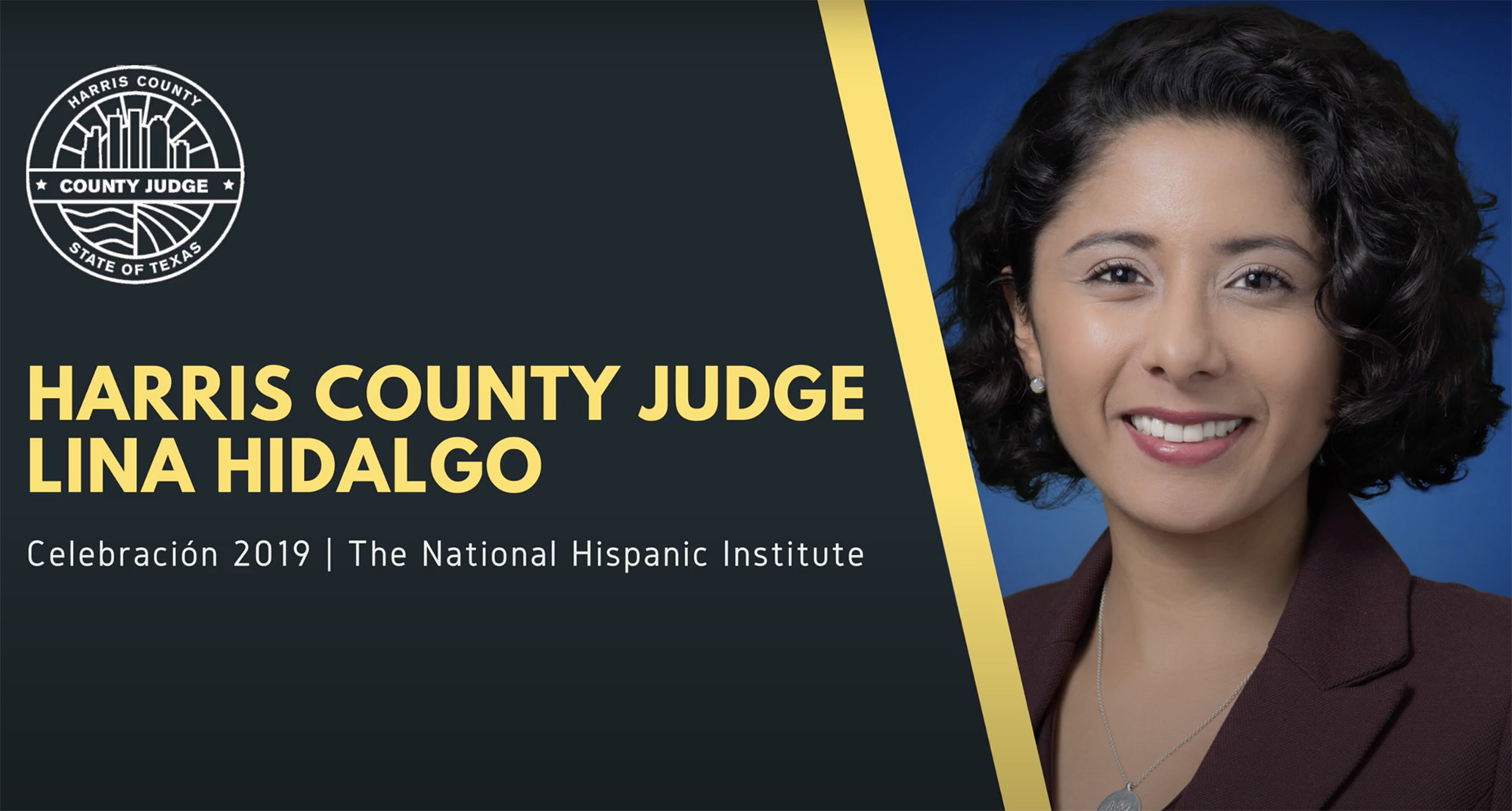 harris county judge lina hidalgo 2020 nhi person of the year