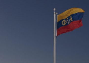 phi iota alpha flag nhi fundraising